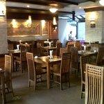 Breakfast nook / dining area