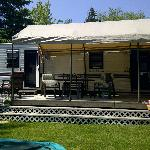 Our Summer home on West Lake, Picton Ontario