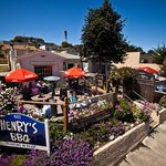Henry's BBQ  Heated, Pet-Friendly Patio