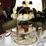 Afternoon Tea at Dromoland