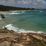 Plenty of beaches to swim from