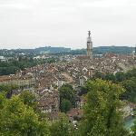 View of Bern Old Town