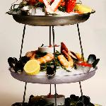 Seafood Raw Bar Tower