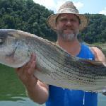 Great Striper Fishing!