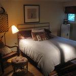 Sequoia bedroom
