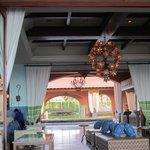Main lobby, Hilton Los Cabos