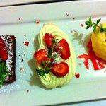 Taps Dessert