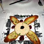 Fifi's, Foie Gras Torchon