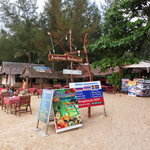 Andaman Restaurant at Khuk Khak Beach