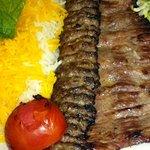 kabab from Sadaf