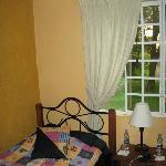 OUR ROOM WITH TWO TWIN BEDS AND NICE PRIVATE BATH WITH SHOWER