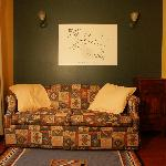 Picasso living room