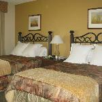 Two great beds in 2nd guestroom