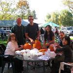 Fall Pumpkin Carving