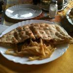 A Mostar hamburger