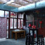 Hostel inside