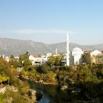 day trip to Mostar - autumn foliage!