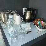 tea/ coffe making facility