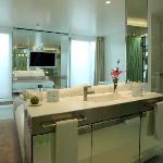 Baño Junior Suite