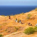 Sunset Ride Reunion Island