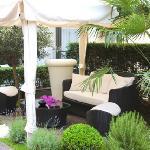 Terrasse extérieure / private outdoors
