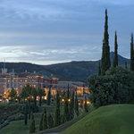 Villa Padierna by night
