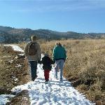 Bobcat Ridge is great in all seasons.