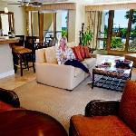 Two bedroom livingroon