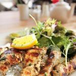 Char-grilled Lemon Thyme Chicken