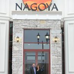 Nagoya@Levis Commons with Owners Mel and Barb Ayers