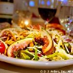 Salad Special With Figs
