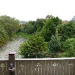 Daytime balcony view