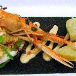 Shell Fish Cocktail - Fresh Hand Picked Crab, Cray Fish and Prawns