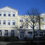Villa im Park