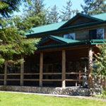 Haida House exterior