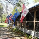 The Five Flags that have have been raised over Florida