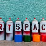 Art Space by David Sloan