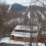 Facing Loon Mountain Ski Runs