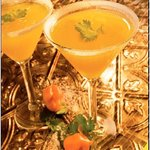 The Passion Fruit Habanero Martini
