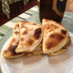 Delicious empanadas