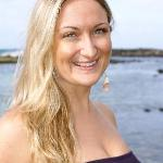 Molly Masaoka....owner of Yoga Centered