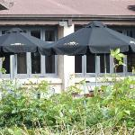 The Winery Riverlands outdoor dining spaces
