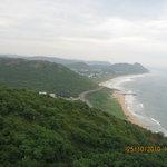 Rishikonda Beach Foto