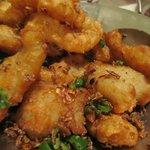 $17.50 Deep Fried Fish with Chilli & Salt