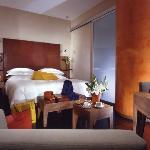 Deluxe Orange room