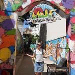 Portal of the Museum Cantagalo/Pavão/Pavãozinho