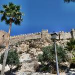 Torre de los Espejos (Am Eingang der maurischen Burg)