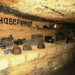 Catacombs of Odessa Photo