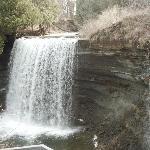Bridal Veil Falls - 3 miles from us
