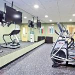 Focus on Fitness in our 24 Hour Fitness Facility